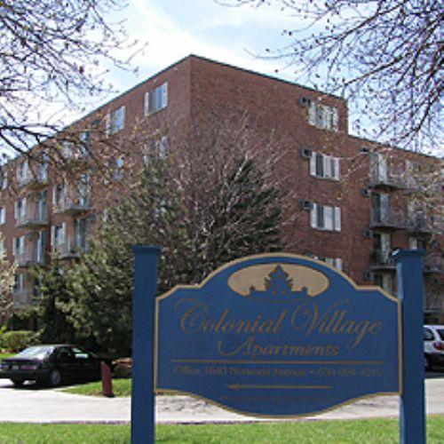 Colonial Village Apartments: BA Feller Company